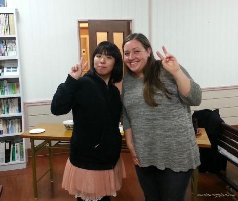 Yuko and Marianne _fotor